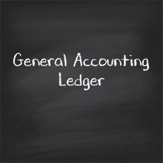 General Accounting Ledger