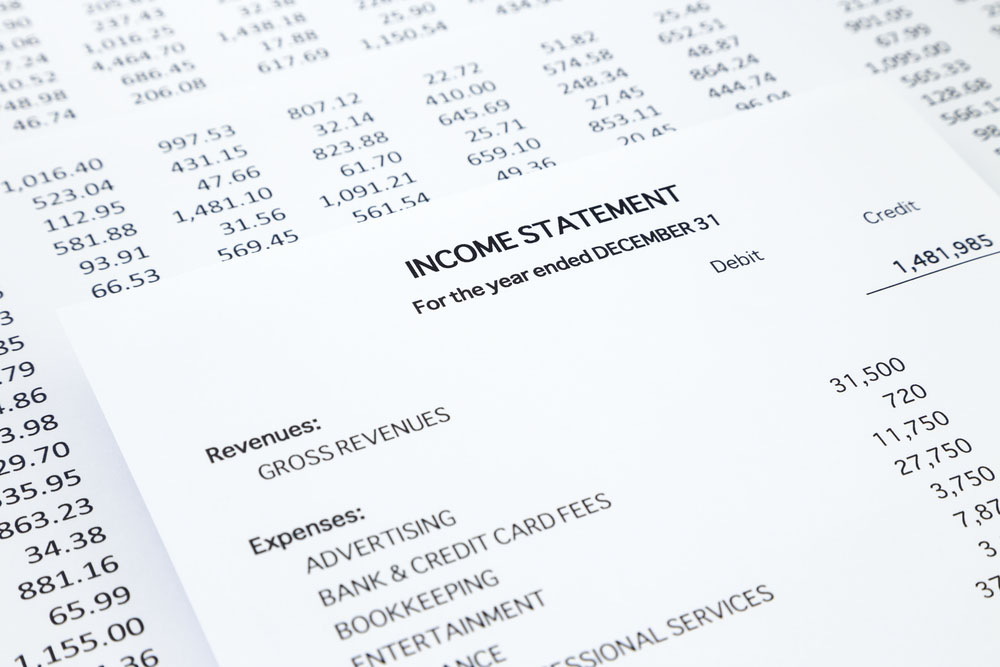 Sample Income Statement  Free Income Statement Template